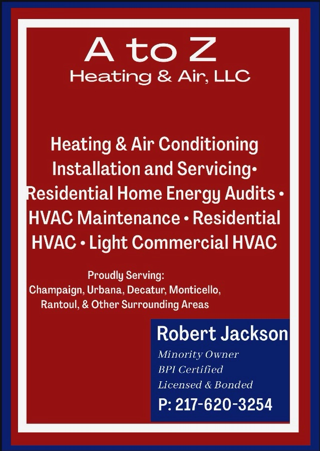 Heating and Air ad